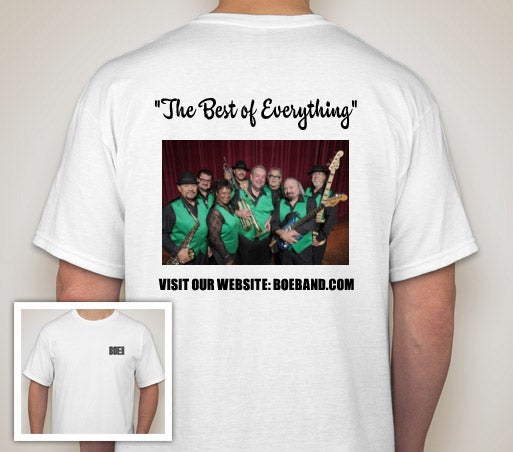 Image of BOE Band T-Shirt