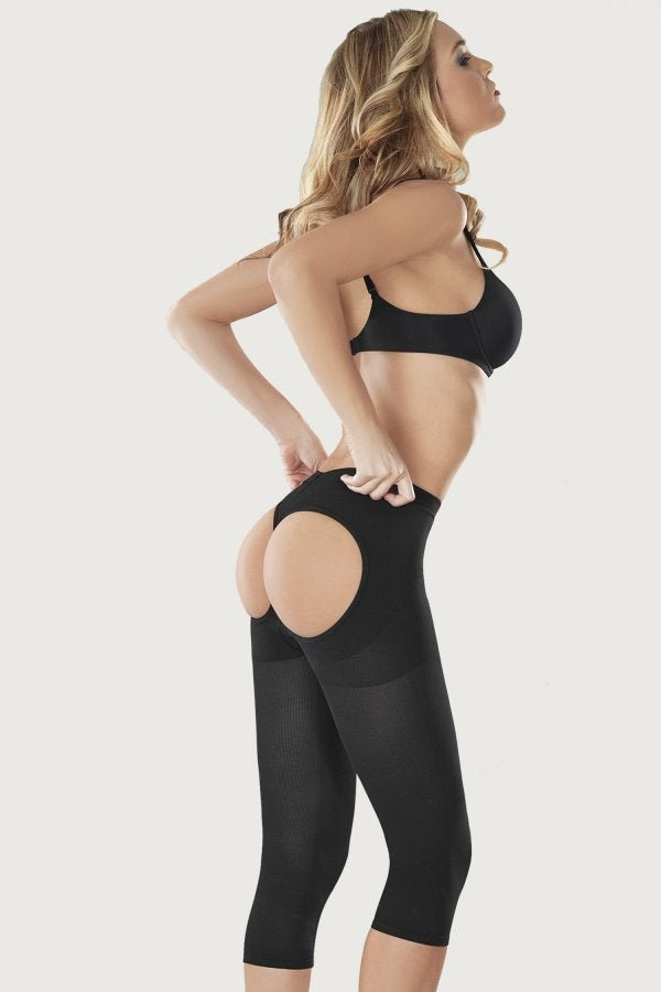 Image of NEW COLOMBIAN BUTT LIFTER CAPRI MIDI SHAPER
