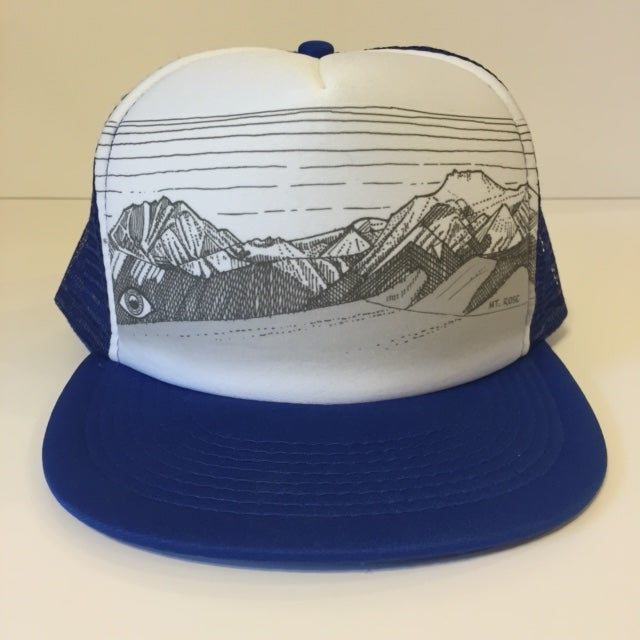 Image of Mt. Rose Trucker Hat