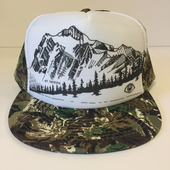 Image of Mt. Shuksan Trucker Hat