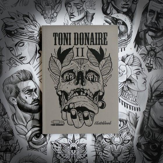 Image of Toni Donaire Sketchbook 2