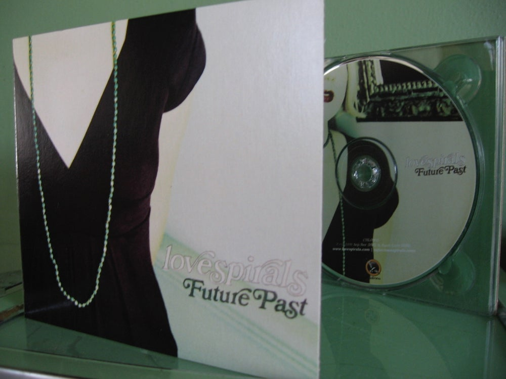 Image of Lovespirals 'Future Past' CD