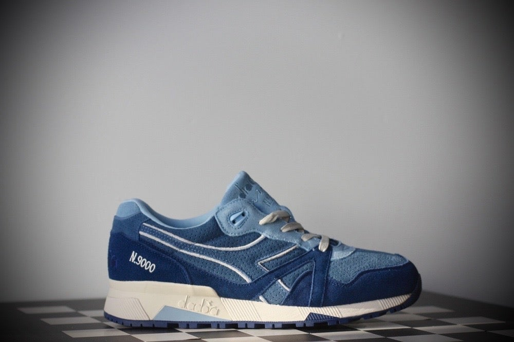 Image of DIADORA N9000 S - MIDNIGHT BLUE