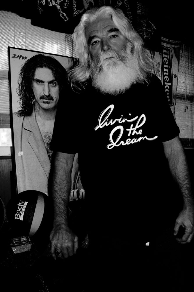 """Image of """"Livin' the Dream"""" Limited Edition Tee"""