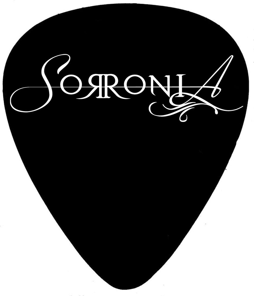 Image of Sorronia Guitar Pick