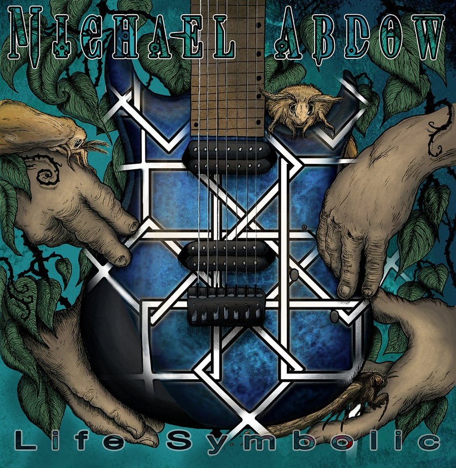 Image of Michael Abdow - Life Symbolic CD