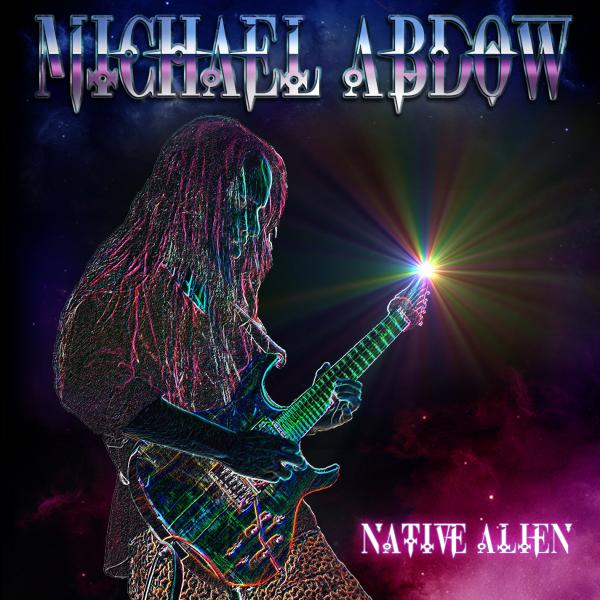 Image of Michael Abdow - Native Alien CD