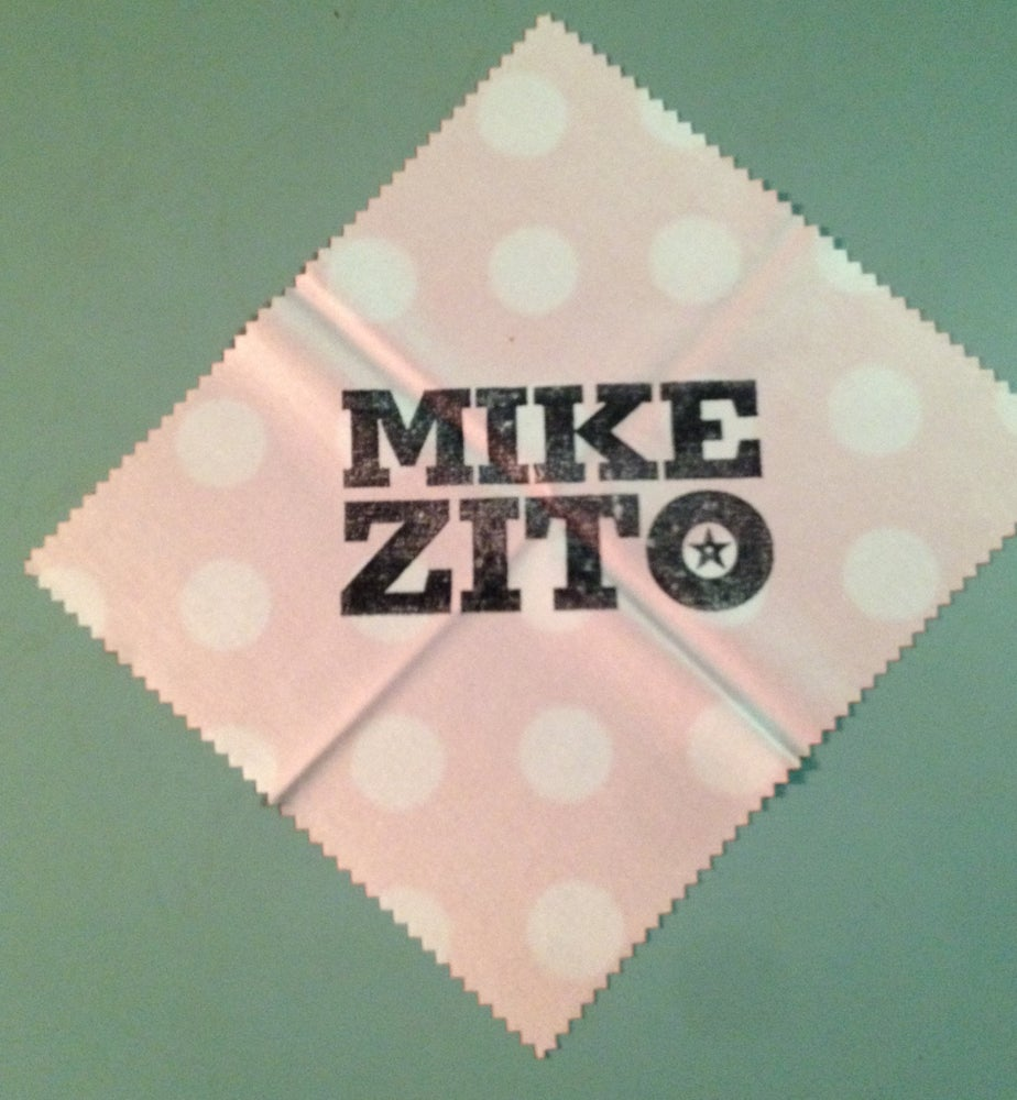 "Image of Mike Zito Custom ""Hap Moore"" Slides!"