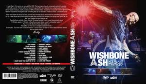 Image of Live In Paris DVD PAL European Version