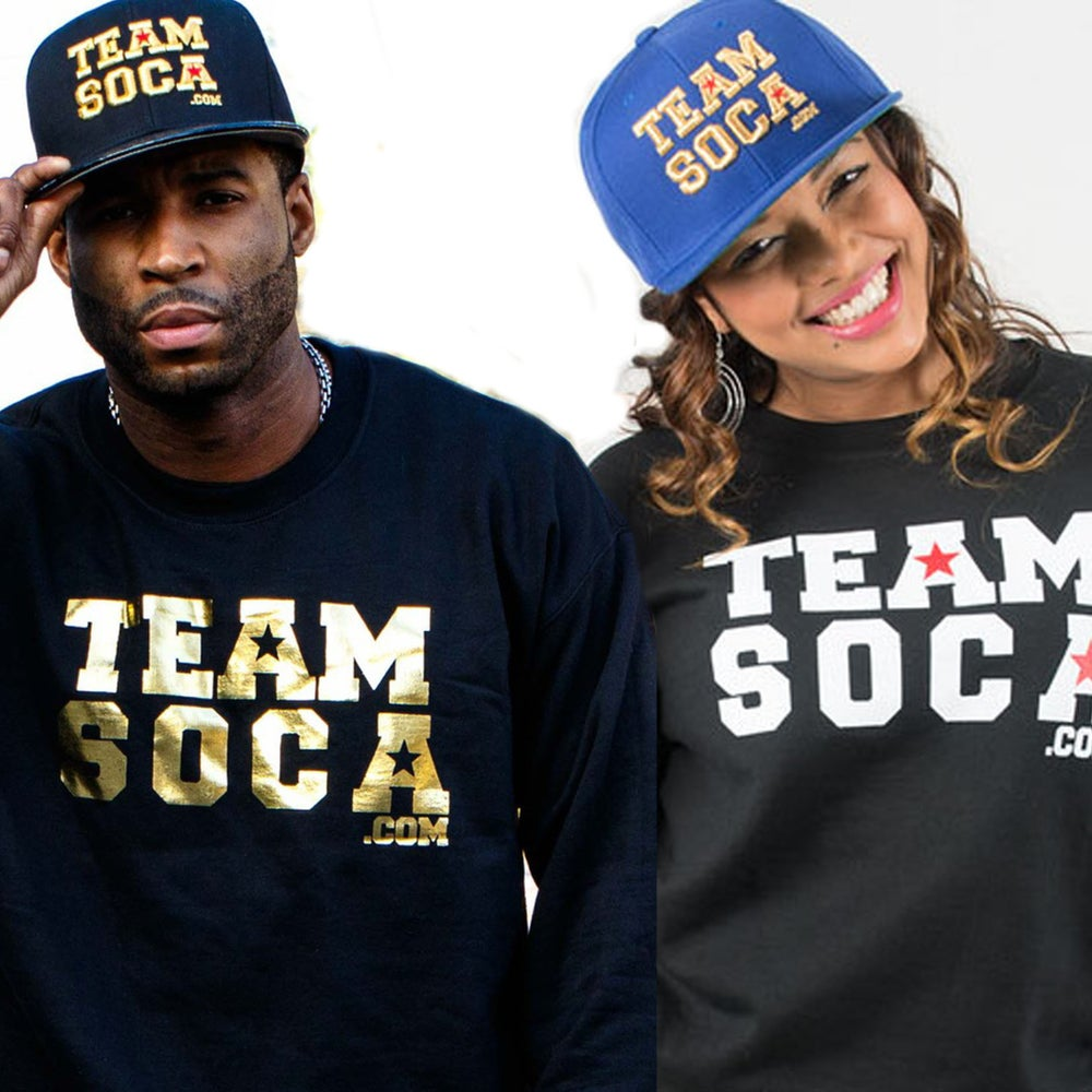Image of Team Soca Version 1 - Crewneck Sweatshirt - Unisex