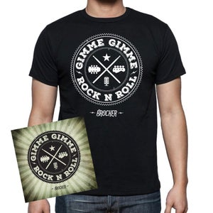Image of Gimme Gimme Rock N' Roll - T-shirt AND single