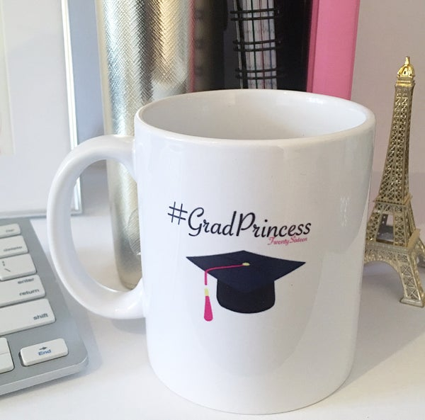 Image of 'Grad Girl' Mug