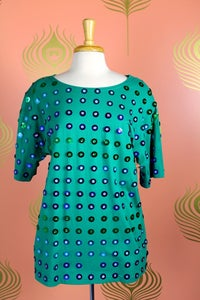 Image of Disco Sequin Tee