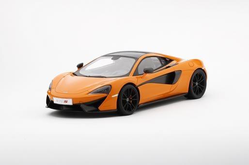Image of 1:18 TopSpeed Models - McLaren 570S - 10% OFF - Regularly $135.00