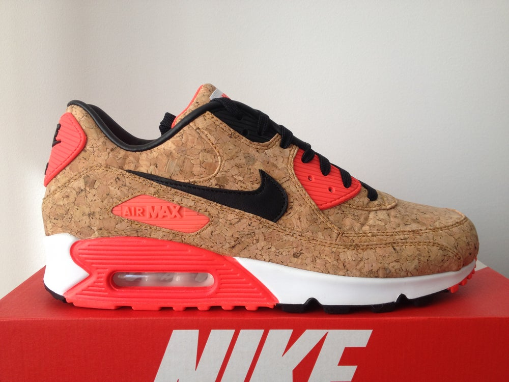Nike Air Max 90 Infrared CORK 2015