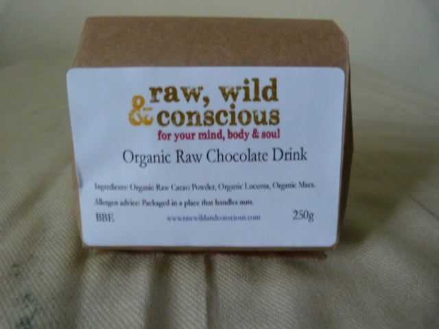 Image of Raw Cacao Drink..... 250 grams - Click For More Details