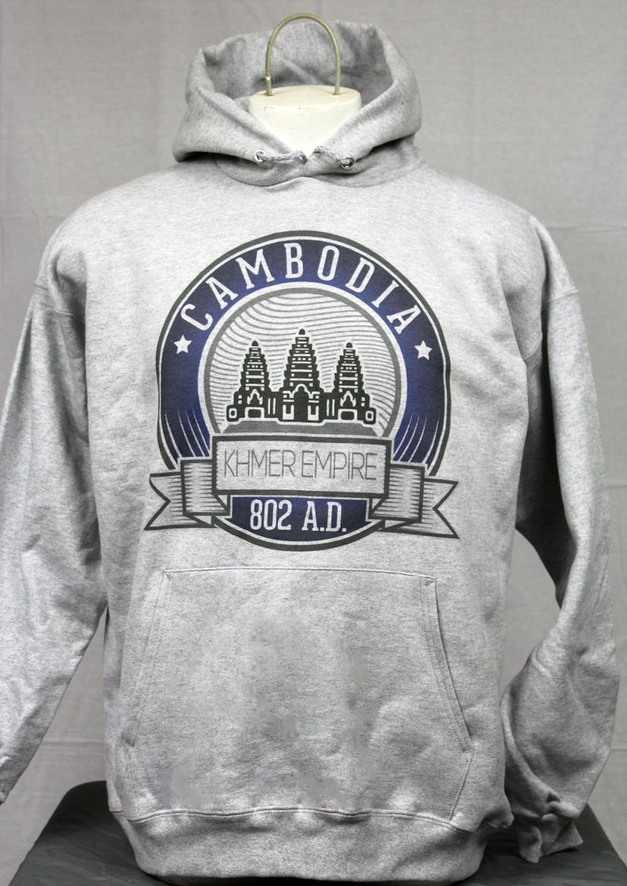Image of Cambodia Hoodie
