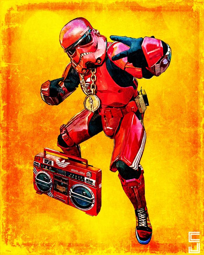 Image of Hip-Hop Trooper