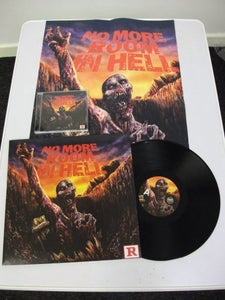 "Image of No More Room In Hell 12"" Vinyl WITH A2 POSTER"