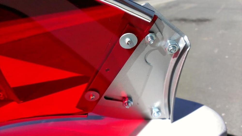 Image of VW BUG CUSTOM SUN VISORS