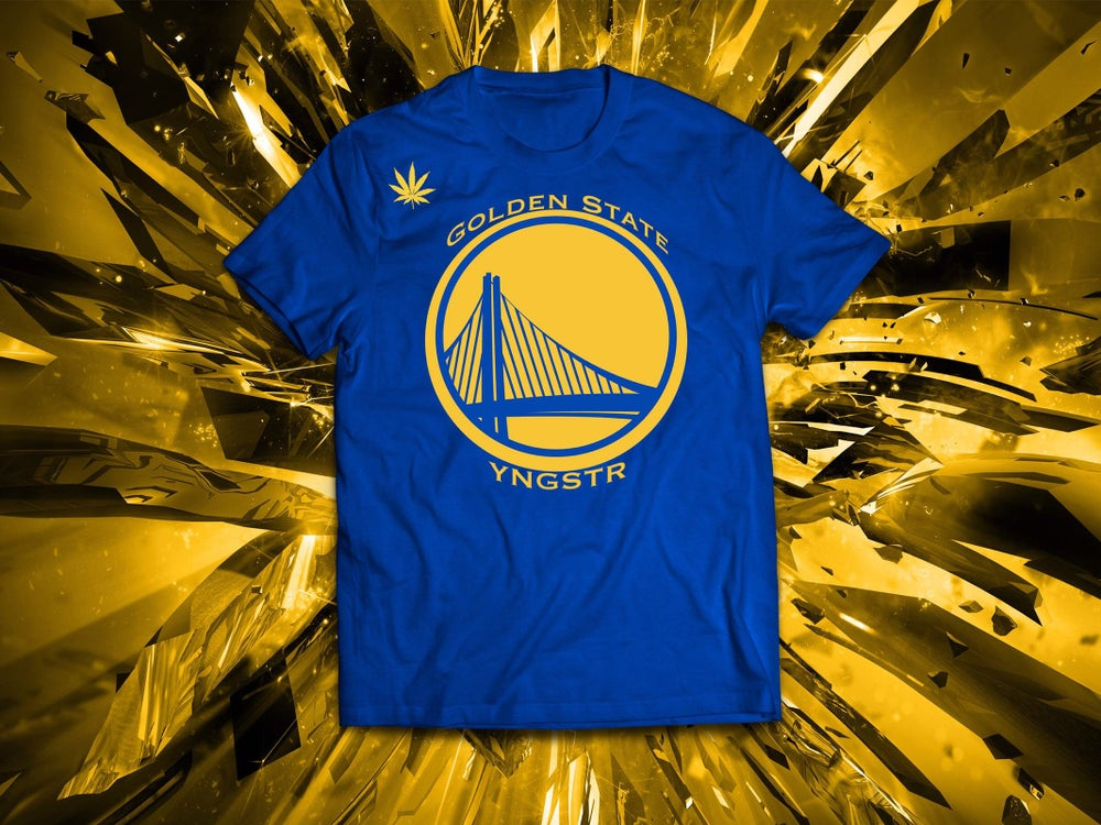 Image of Golden State YNGSTR Tee