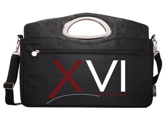 Image of Faith XVI Tote Bag