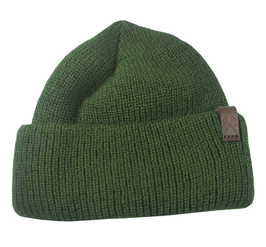 Image of Green Watch Hat