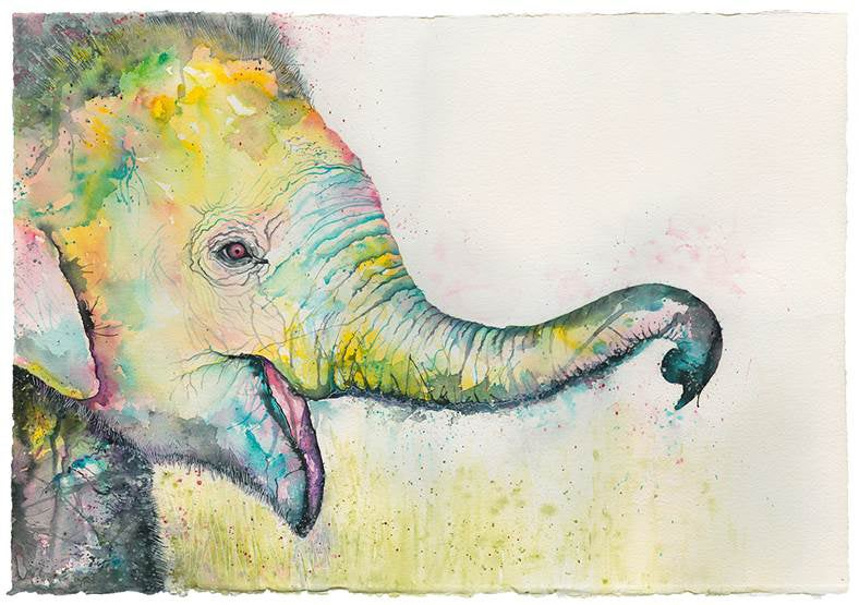 Image of Bubba Elephant with FREE SHIPPING
