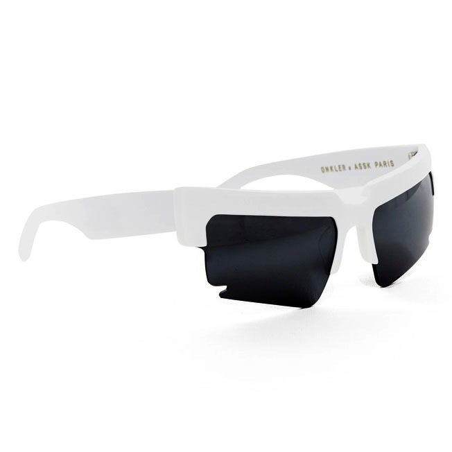Image of SUPERVISION Sunglasses - White