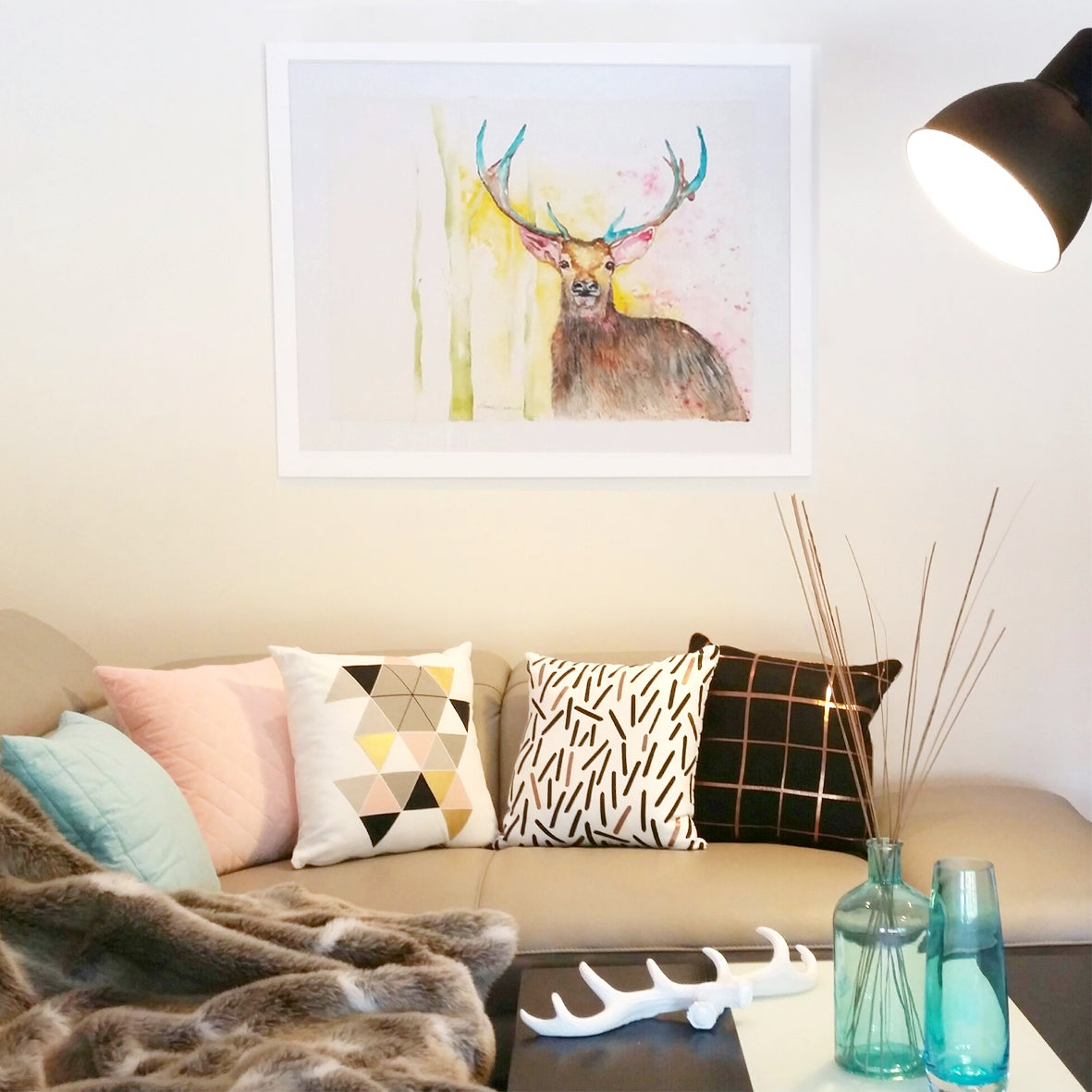Image of Willow the Deer -FREE SHIPPING only in Australia