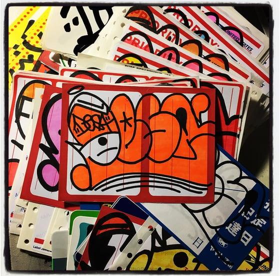 Image of DESA MTA STICKER PACK