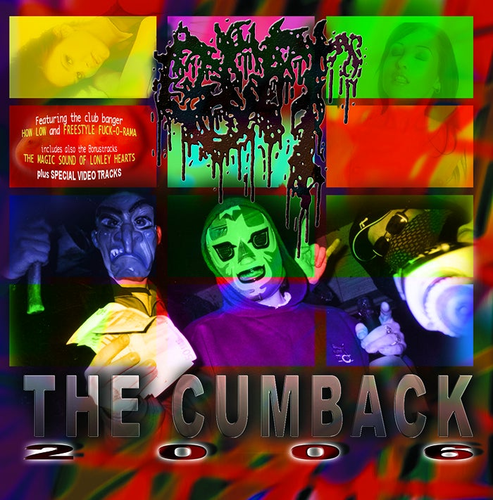 "Image of Gut "" The Cumback "" CD"