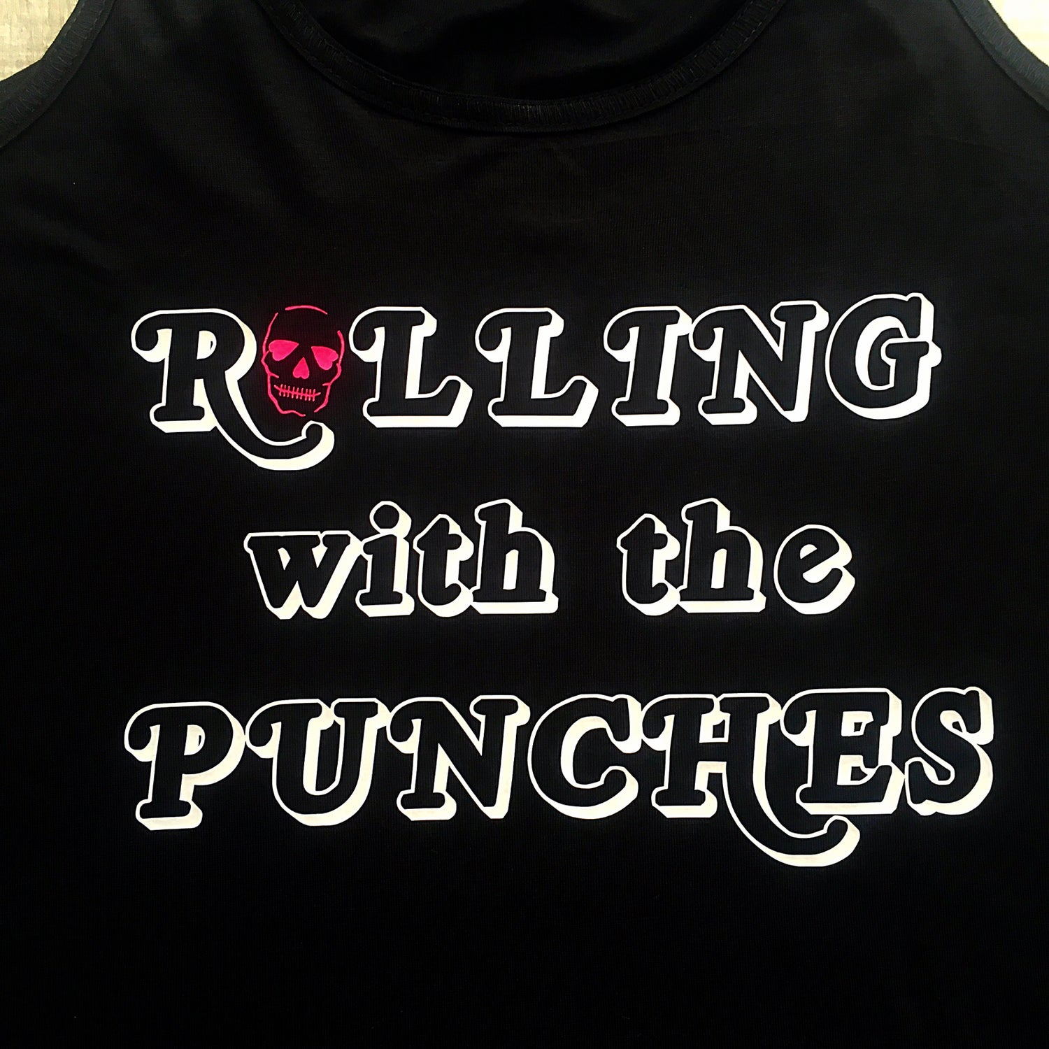 Image of Rolling with the Punches