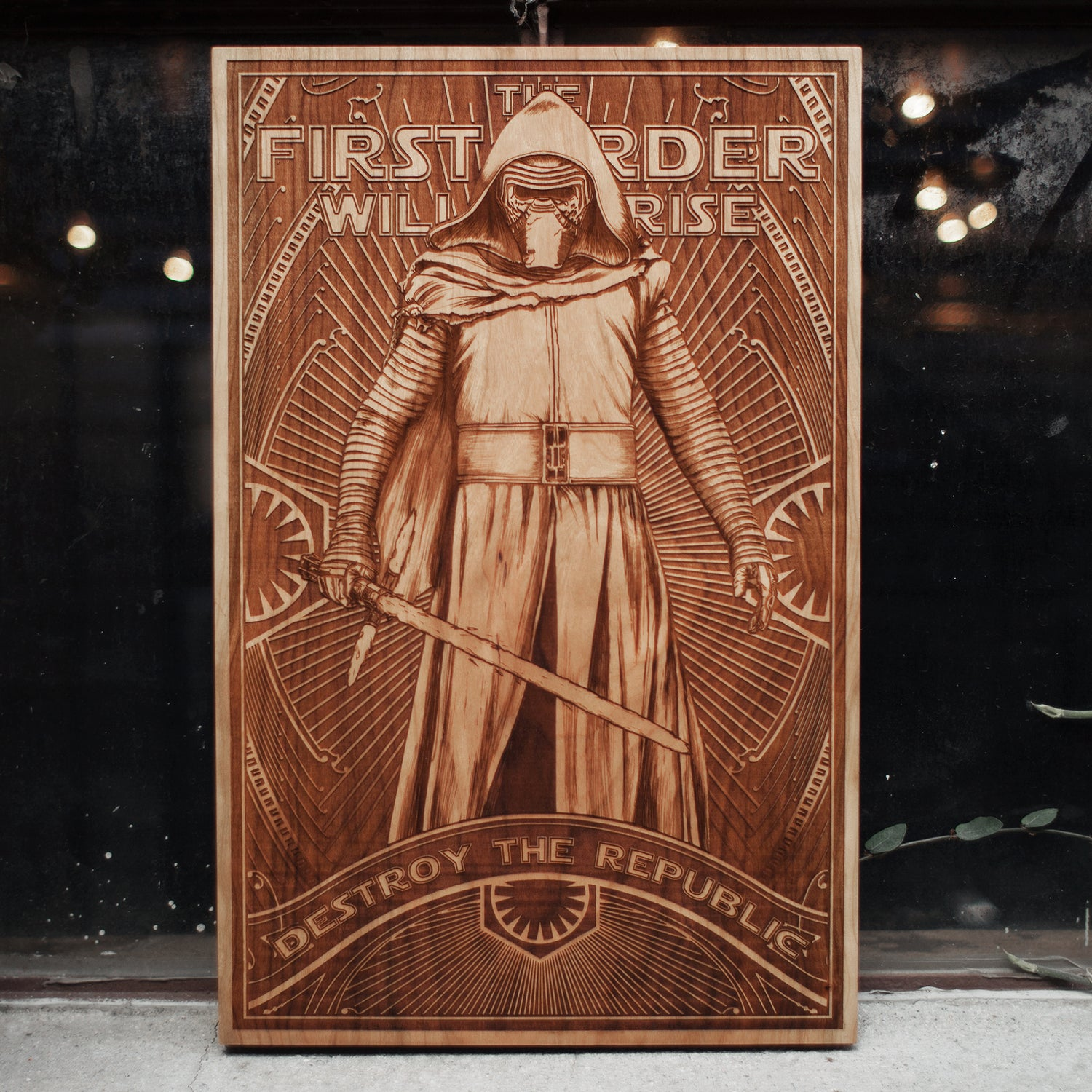 Image of The First Order