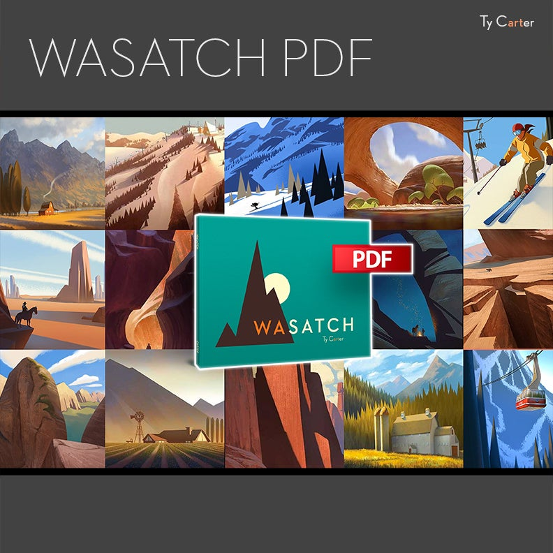 Image of Digital Copy of Wasatch