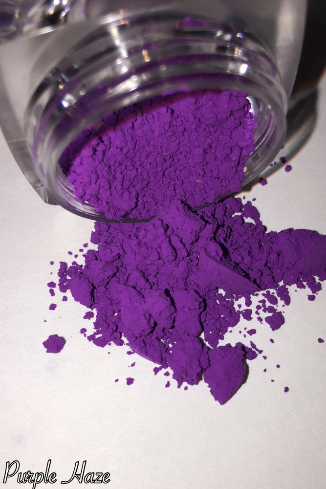 Image of Purple haze