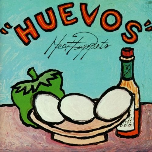 """Image of MEAT PUPPETS """"HUEVOS"""" CD"""