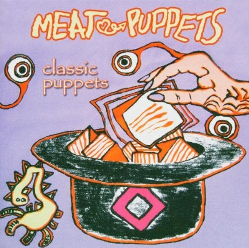 """Image of MEAT PUPPETS """"CLASSIC PUPPETS"""" CD"""