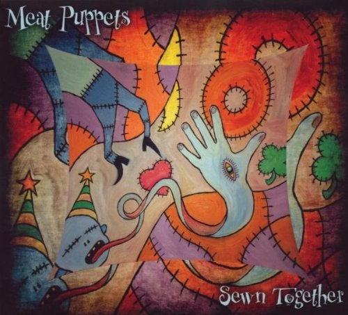 """Image of MEAT PUPPETS """"SEWN TOGETHER"""" CD"""