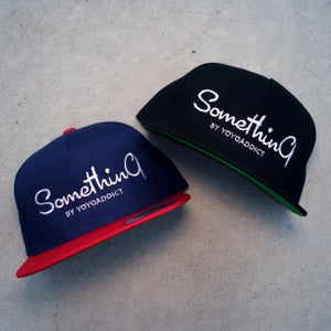 Image of SomethinG LOGO SNAPBACK