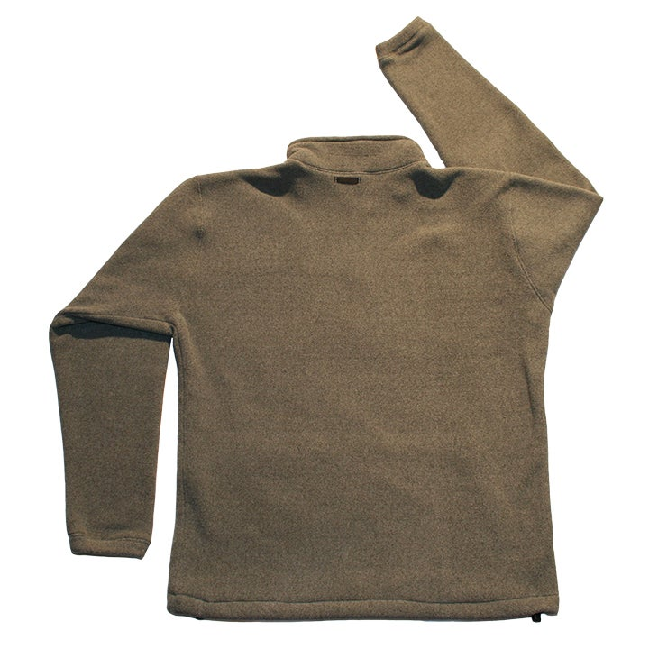 Image of The Harrison Fleece Jacket Component System Recycled Polartec 200