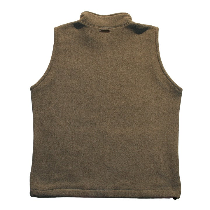 Image of The Harrison Fleece Vest Component System Recycled Polartec 200