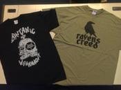 Image of Britanic Wehrmacht T Shirt / Nestless and Wild T Shirt