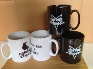 Image of Nestless and Wild Mug / Pentagram Mug