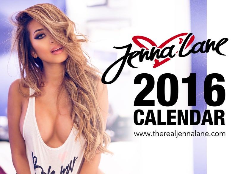 Image of Limited Edition 2016 Lane Calendar
