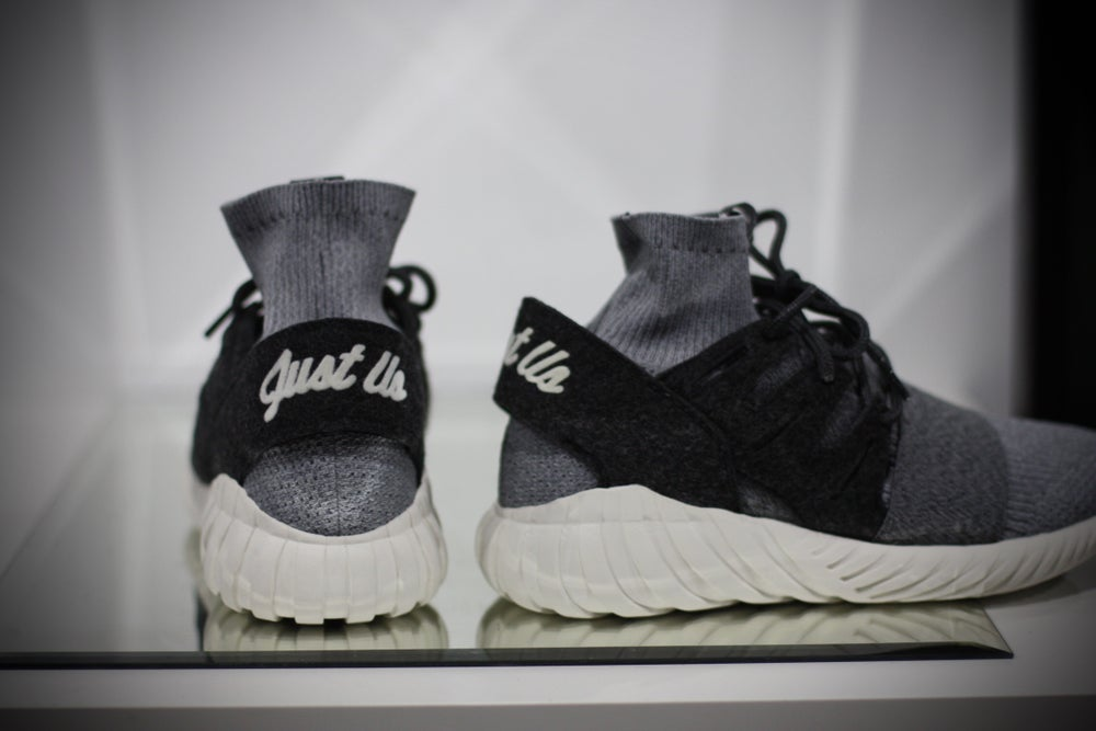 "Image of ADIDAS TUBULAR DOOM PK X KITH ""DOOMS DAY"" AQ3913"