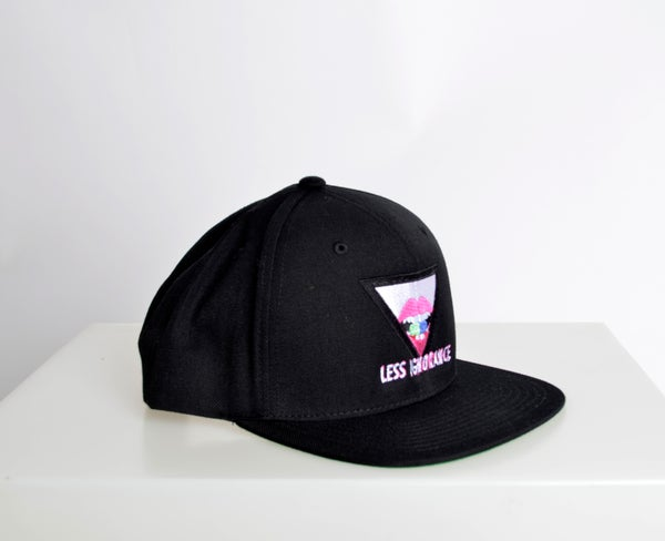 'Under The Influence' Snapback - Moore Vigilance