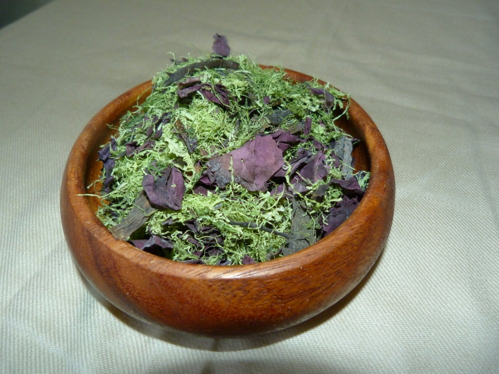 Image of Mixed Irish Sea Vegetables.... 120 grams - Click For More Details