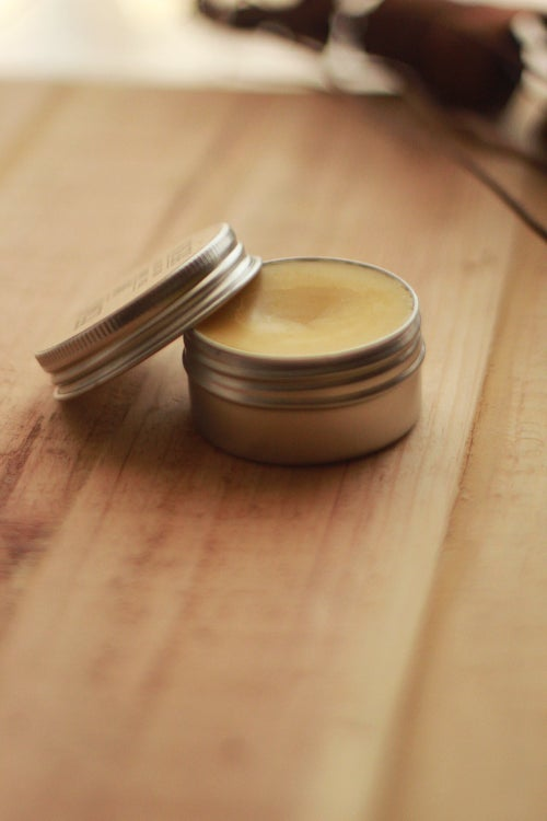 Image of Natural Beeswax shoe care Balm