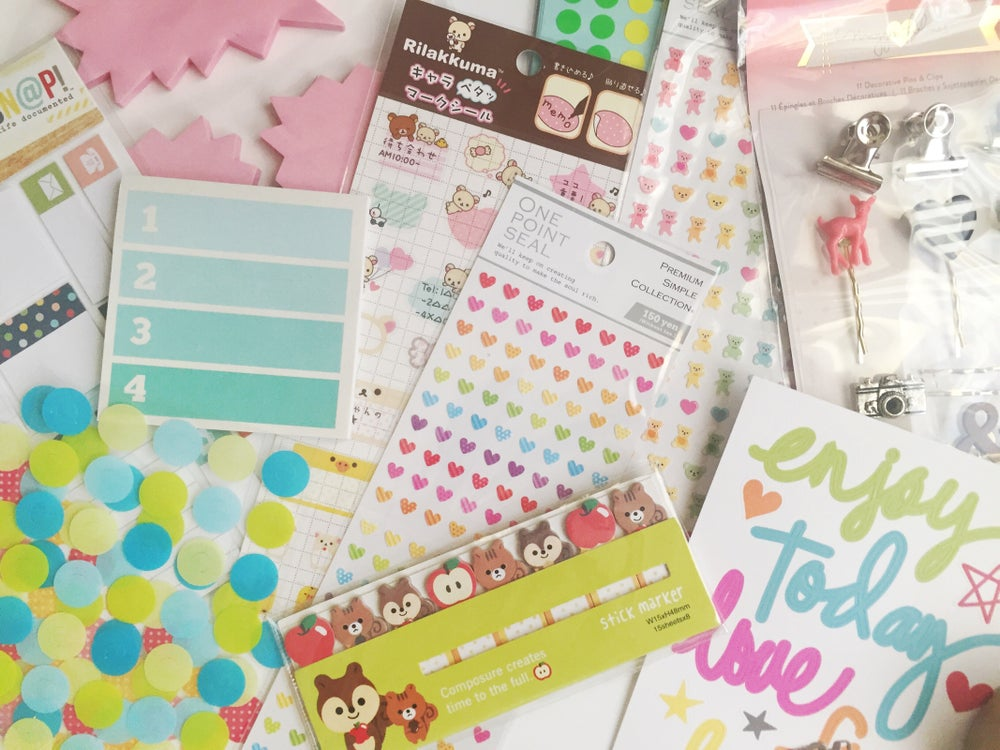 Image of Japanese and Other Planner Grab Bag - US ONLY
